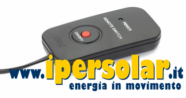 Controllo remoto per inverter NDS serie SMART-IN