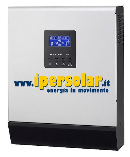 Inverter Ibrido Ups Per Sistemi Ad Isola Ks 3kva 24v