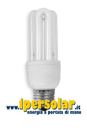 Lampada A Basso Consumo Da 11 Watt 24V