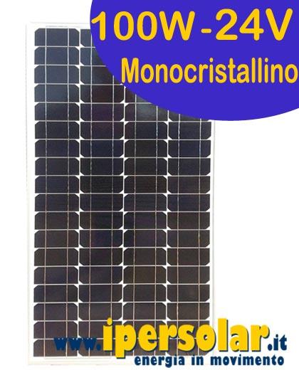 Pannello Solare Monocristallino O Policristallino : Pannello solare fotovoltaico watt v monocristallino