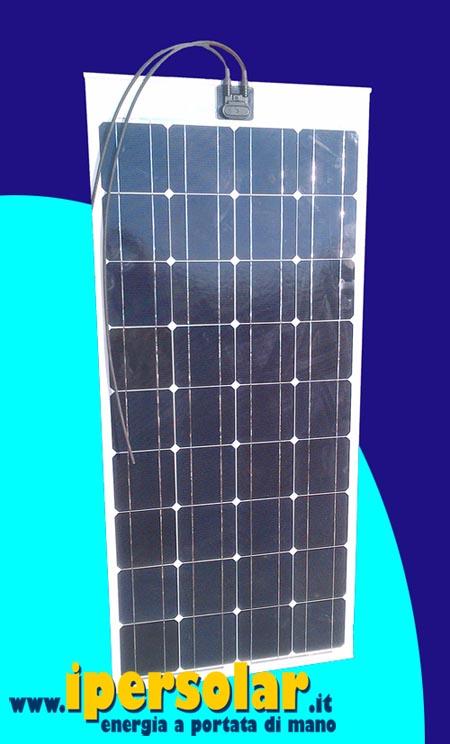 Pannello Solare Da Barca : Pannelli solari fotovoltaici v per camper vendita online