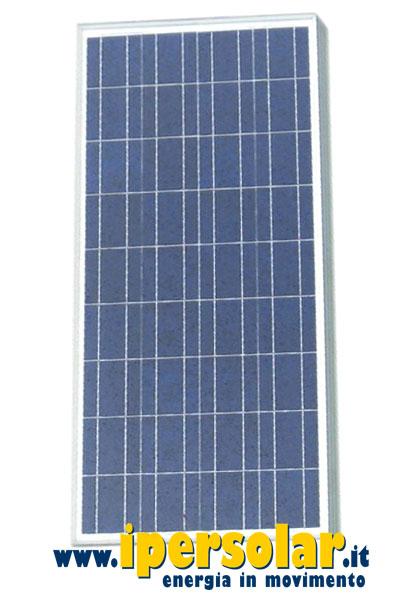 Pannello Solare Flessibile 150 Watt : Pannello solare fotovoltaico watt poli ipersolar