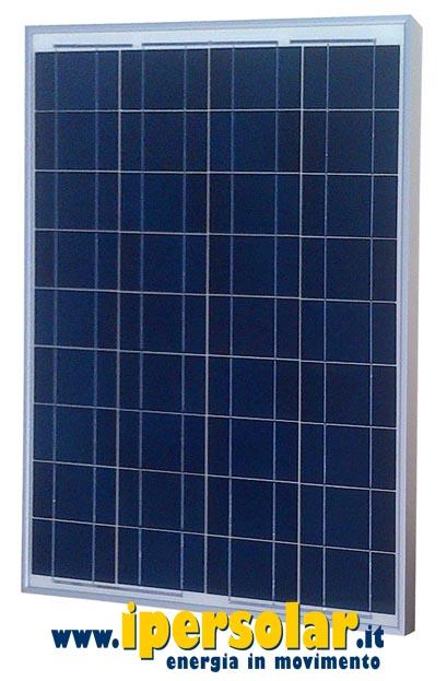 Pannello Solare A Rate : Pannello solare fotovoltaico watt policristallino v