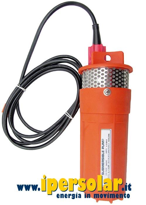 Pannello Solare Per Pompa Acqua : Pompa solare sommersa a diaframma v prev m portata