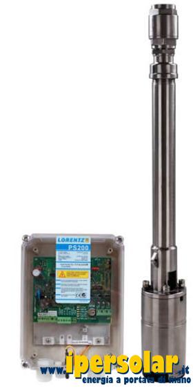 Kit fotovolaici pompaggio acqua for Pompa filtro laghetto solare