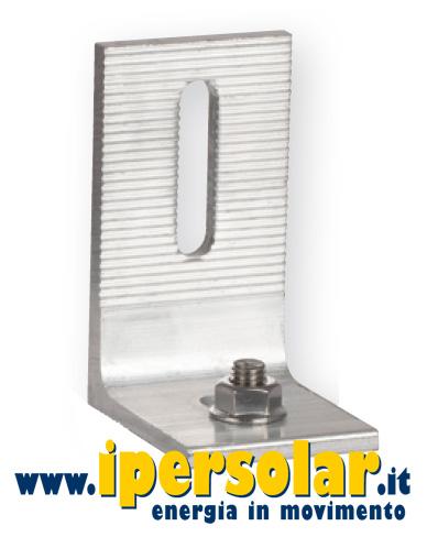 Aggancio pannello solare RV