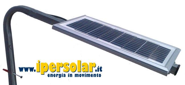 Supporto fissaggio su muro per pannelli fotovoltaici 5W-10W