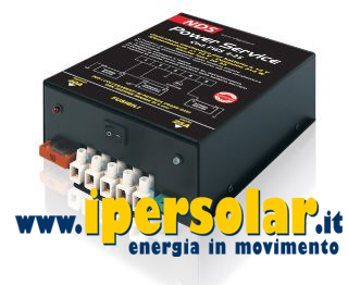 Power Service BASIC 12V 25A - Carica Batterie da Alternatore