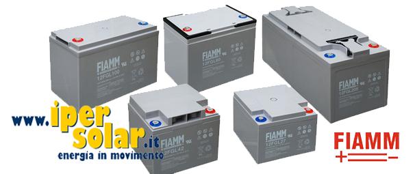 Pannello Solare Per Mantenimento Batteria : Batterie agm per fotovoltaico vendita online