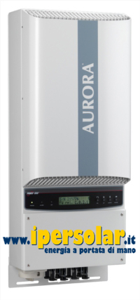 Inverter ABB Aurora Power-one PVI-5000 - impianti FV da 5kW