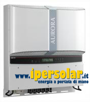 Inverter ABB Aurora Power One PVI-10 - impianti FV da 10kW