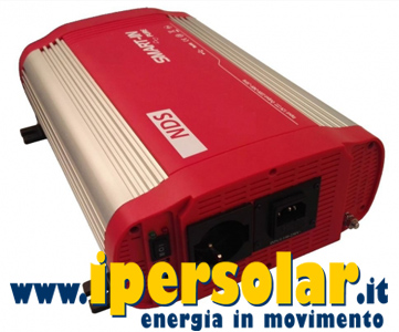 Inverter Smart-in onda sinusoidale pura 1000W - SP1000-12 NDS