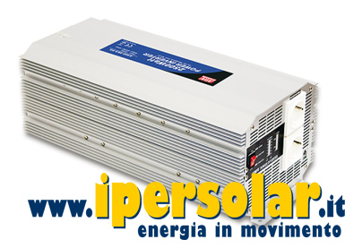 Inverter Mean Well onda modificata 1000W 12V - 230Vca