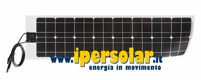 Fissaggio Pannello Solare Flessibile : Moduli fotovoltaici flessibili ipersolar