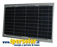 Pannello solare fotovoltaico watt policristallino v