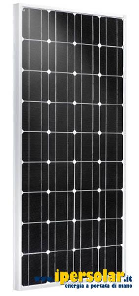 Pannello Solare Termico Watt : Pannello solare fotovoltaico watt monocristallino