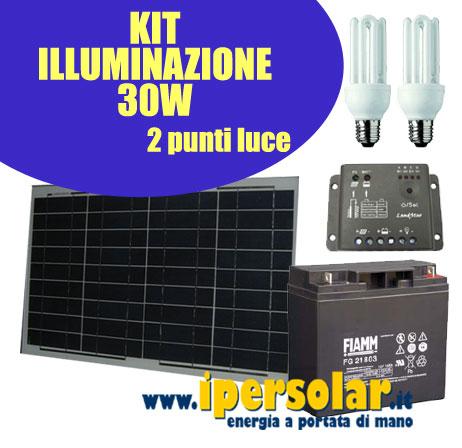 Illuminazione Solare Fotovoltaica da Giardino