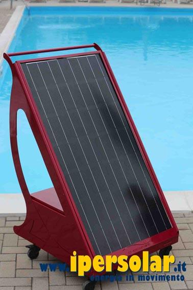 Pannelli Fotovoltaici Raffreddati Ad Acqua.Applicazioni Solari Ipersolar