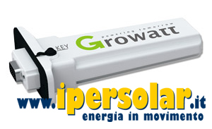 Sistema monitoraggio inverter Growatt - Shine WIFI